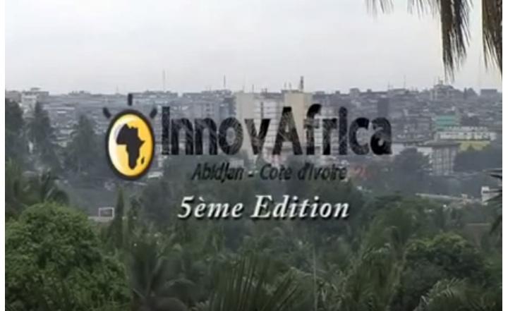 Cartographie participative InnovAfrica 5 Abidjan 2013
